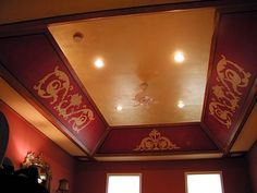Ceiling Paint Ideas painted trey ceilings design ideas, pictures, remodel, and decor