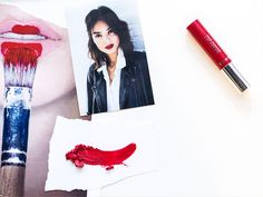 """Spring 2016 Trend Report: """"Season of the Red Lip"""". Get the classic red look with True Passion Lip Color. Polar Night, Beauty Shoot, 2016 Trends, Spring Trends, Red Lipsticks, Beauty Trends, Spring 2016, Lip Colors, Makeup Looks"""