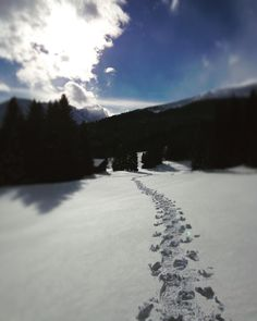 Auf dem Weg ins #weekend  Was hast du für Pläne? Geht's in den #schnee oder gehst du es eher gemütlich an?