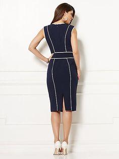 Eva Mendes Collection - Iwona Flare Dress - New York & Company