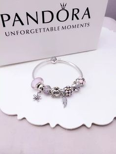 50% OFF!!! $219 Pandora Charm Bracelet. Hot Sale!!! SKU: CB01041 - PANDORA Bracelet Ideas