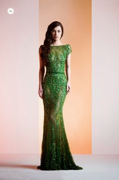 Mis Queridas Fashionistas: Ziad Nakad Haute Couture Spring / Summer 2014
