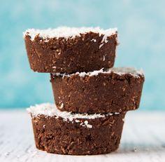 Quick and Easy Coconut Chocolates