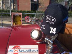 """Un grande """"in Bocca al Lupo"""" agli Amici Andrea G. & Andrea V. che quest'anno partecipano come favoriti alla 34° edizione della Mille Miglia, alla guida della vettura """"Alfa Romeo 1750 6C GS Zagato"""", risalente al 1931 Tutto il Team F.A.I.R.® è con Voi! A big """"Good Luck"""" to friends Andrea G. & Andrea V. that this year are going to participate as favourites to the Mille Miglia 34th edition, riding the """"Alfa Romeo 1750 6C GS Zagato"""", car of 1931. All F.A.I.R.® Team is with you!"""