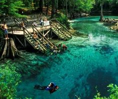 No. 7 Hot Springs, Central Florida - Most Pinned Travel Photos | Travel + Leisure