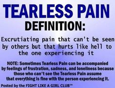 When a person feels overly exhausted and constantly hurting all over, they may have fibromyalgia. This is a chronic condition characterized by widespread pain Rheumatoid Arthritis Quotes, Chronic Migraines, Psoriatic Arthritis, Chronic Illness, Fibromyalgia Quotes, Fibromyalgia Disability, Chronic Pain Quotes, Fibromyalgia Treatment, Ulcerative Colitis