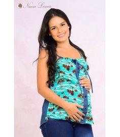 dbdd5a71a Las 56 mejores imágenes de Blusas Maternas