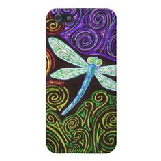 Dragonfly Dreams - Casemate Case For iPhone 5