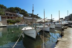 Popular on 500px : Cala Figuera by grill_catering