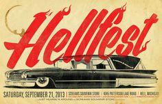 hellfest 2014 hell michigan - Google Search