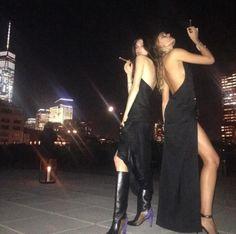 Constance et Jacquelyn Jablonski à New York