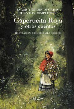 Cuentos de Grimm ilustrados por Jordi Vila Delclòs