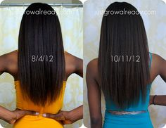 Just Grow Already! | journeying to healthy hair