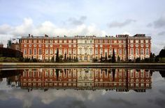 Hampton Court Palace - Castles, Palaces and Fortresses