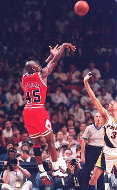 10 MJ Chicago X Jumper Indiana Return
