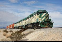 RailPictures.Net Photo: STBX 4500 STBX EMD GP40-2 at Plaster City, California by Matthew Griffin