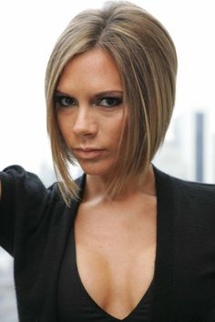 Victoria Beckham Bob Haircuts I Love Thisbut Its To Short For Me
