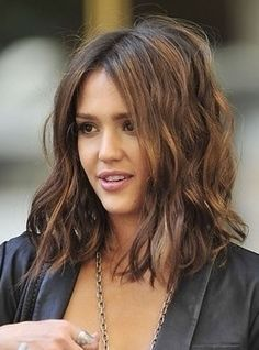 medium haircut styles for women - Google Search