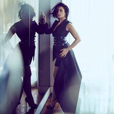 Demi Lovato, American Air's American Way magazine, July 2016
