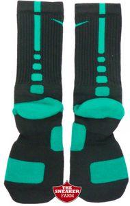 Nike Elite Socks - Grey/Turquoise AHHHH IM GONNA DIE!!!