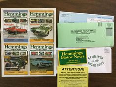 Free Hemmings Motor