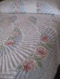 Vintage Chenille, love the texture