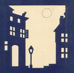 ville en image silhouette Paper Cutting Patterns, Stencil Patterns, Silhouette Cameo Files, Silhouette Art, Building Silhouette, Shadow Theatre, Free Stencils, Shadow Play, Shadow Puppets