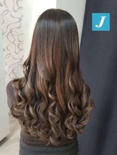 Coffee | Nutella _ Degradé Joelle #cdj #degradejoelle #tagliopuntearia #degradé #igers #musthave #hair #hairstyle #haircolour #longhair #ootd #hairfashion #madeinitaly #wellastudionyc