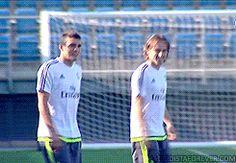 Filmato su news interview real madrid rmnews pre season 1516 mateo kovacic transfers via diggita #RealMadrid