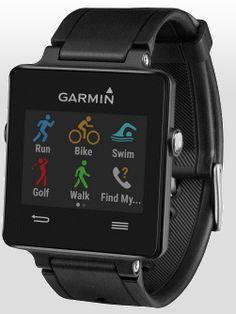 JB Hifi Gift for Dad - Garmin Vivoactive Smart Watch - Black - Sport, RRP $329, now $229
