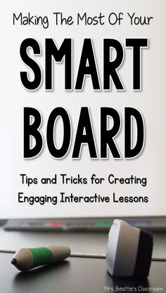 This article is about effective ways to use your smart board in the classroom. This is a great tool for new teachers who have never used a smart board, or even teachers looking to spice up their lessons in the classroom and integrate technology. Teaching Technology, Technology Tools, Educational Technology, Technology Integration, Business Technology, Futuristic Technology, Technology Design, Energy Technology, Technology Logo