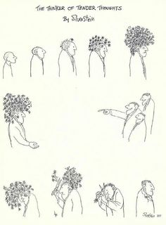 The Thinker of Tender Thoughts.