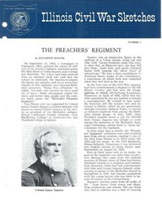 The Preachers' Regiment