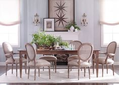 Avery Large Extension Dining Table