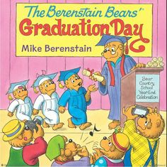 Browse Inside The Berenstain Bears' Graduation Day by Mike Berenstain, Illustrated by Mike Berenstain