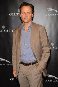 Scandal actor Tony Goldwyn attending a TG Jaguar Event