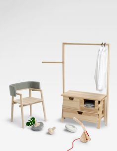 thinkk+studio248: furniture collection
