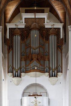 Orgel, Grote of Martinikerk Doesburg, Walcker