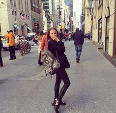 Backpack Chanel graffiti 2014