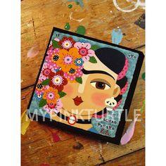 off until Dec 15 Frida Kahlo Flowers by MyPinkTurtleShop Collage Illustration, Collage Art, Kahlo Paintings, Facebook Art, Original Paintings For Sale, Mexican Art, Queen, Art Pages, Prints For Sale