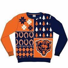 Ugly Christmas sweater | Chicago Bears | Pinterest | Ugliest ...