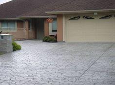 concrete driveway - Google Search