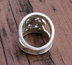 Half doller ring 1964