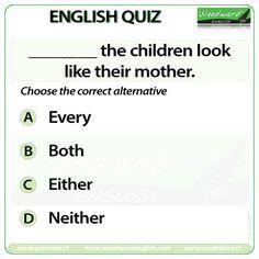 Woodward English Quiz 55