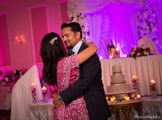 Indian Hindu Punjabi Wedding in Drexel Hill, PA Indian Wedding by PhotosMadeEz featured in Maharani Weddings.