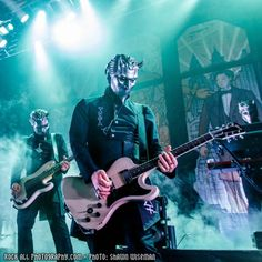 Ghost - The Mercury Ballroom - Louisville Kentucky - 5/11/2016 - Rock ALL Photography and Music