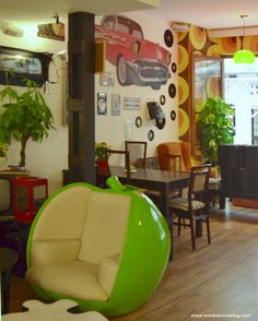 MADRID COOL BLOG_CARBONES 13_CAFÉ AND GINTONICS_INTERIOR