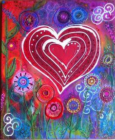 Un favorito personal de mi tienda Etsy https://www.etsy.com/es/listing/280726818/cuadro-explosion-de-amor-cuadritos-de