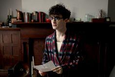 "Daniel Radcliffe as Allen Ginsberg in ""Kill Your Darlings"""