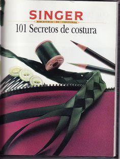 SINGER - 101 secretos de costura (126) - Elena Ortiz de Escobar - Álbumes web de Picasa